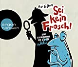 Additional information for title Benno Fürmann liest Kai Lüftner, Sei kein Frosch! : ein Tierkrimi in Grün ... äh Blau