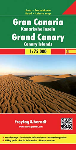 Gran Canaria Island (English and German Edition)