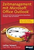 Zeitmanagement mit Microsoft Office Outlook, m. DVD