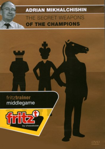 Fritz-Trainer: The secret weapons of the champions -- Chessbase