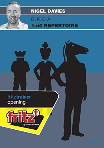 Fritz-Trainer: Build a 1.d4 Repertoire -- Chessbase
