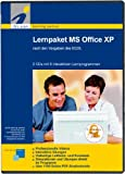 Interaktives Lernpaket MS Office XP, 8 komplette Computerkurse/Lernprogramme zur Vorbereitung auf den Europäischen Computer Führerschein (ECDL): Windows, Word, PowerPoint, Excel, Outlook, Access, IT- und Internet-Grundlagen.