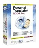 Personal Translator PT 2006 Pro Deutsch/Englisch