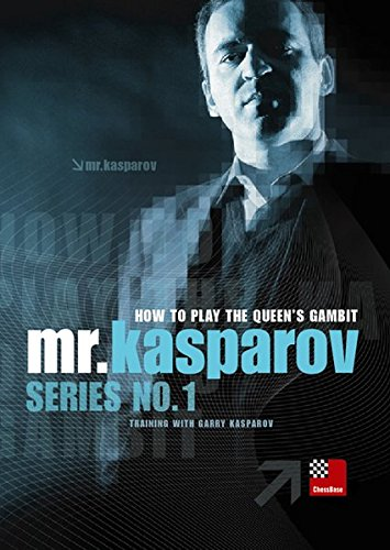 mr. kasparov Serie No 1 / How to play the Queen's gambit / Training with Garry Kasparov / DVD-ROM für Windows 98 SE/ME/2000/XP -- Chessbase