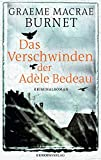 Additional information for title ¬Das¬ Verschwinden der Adèle Bedeau