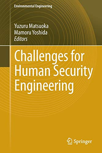 PDF Challenges for Human Security Engineering Environmental Science and Engineering Environmental Engineering