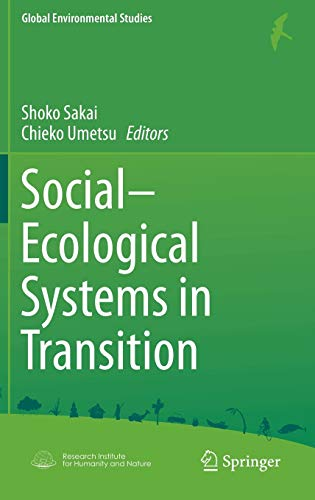 PDF Social Ecological Systems in Transition Global Environmental Studies