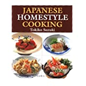 book image: Japanese Homestyle Cooking