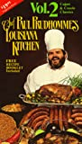 Chef Paul Prudhomme's Louisiana Kitchen - Volume 2: Cajun & Creole Classics (2000) VHS