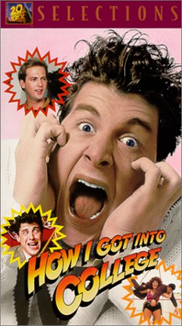 How I Got Into College 1989 DVDRip XviD CG avi preview 0