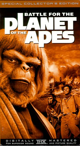 Battle for the Planet of the Apes / Битва за планету обезьян (1973)