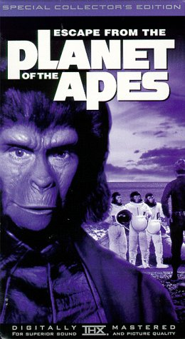 Escape from the Planet of the Apes / ������� ������� 3: ������� � ������� ������� (1971)