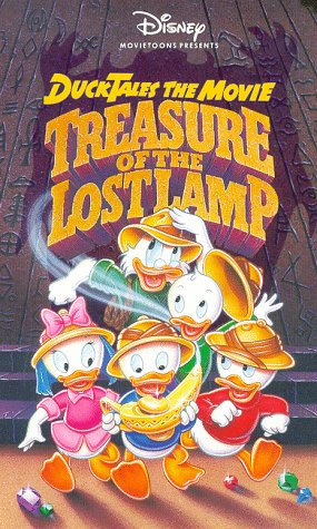 Duck Tales the Movie - Treasure of the Lost Lamp / Утиные Истории - Сокровища Потерянной Лампы (1990)