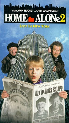 Home Alone 2: Lost in New York / ���� ���� 2: ���������� � ���-����� (1992)