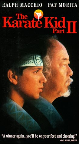 Karate Kid Part II
