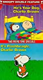 Snoopy Double Feature Vol. 2 (He's Your Dog/It's Flashbeagle, Charlie Brown)
