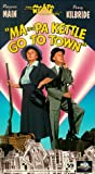 Ma & Pa Kettle Go to Town [VHS]