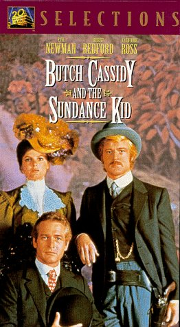 Butch Cassidy and the Sundance Kid / Буч Кэссиди и Санденс Кид (1969)