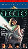 Species VHS - Spanish Subtitled