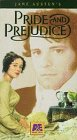 BBC's Pride and Prejudice on VHS