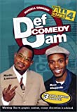 Def Comedy Jam: More All Stars, Vol. 4 - movie DVD cover picture