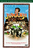 Jumanji - movie DVD cover picture
