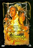 Cutthroat Island - movie DVD cover picture