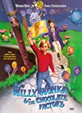 Willy Wonka and the Chocolate Factory - movie DVD cover picture