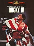Rocky IV - movie DVD cover picture