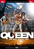 Queen - We Will Rock You - movie DVD cover picture