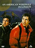 An American Werewolf in London - movie DVD cover picture