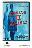 Menace II Society - movie DVD cover picture