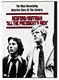 All the President's Men - movie DVD cover picture
