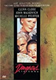 Dangerous Liaisons - movie DVD cover picture