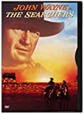 The Searchers - movie DVD cover picture