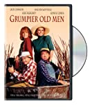 Grumpier Old Men - movie DVD cover picture