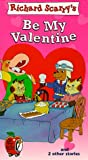 Busy World of Richard Scarry - Be My Valentine (1993) VHS ~ Richard Scarry