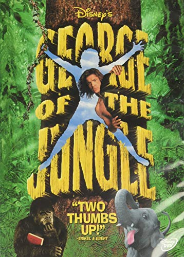 George of the Jungle / Джордж из джунглей (1997)