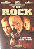 The Rock - movie DVD cover picture