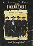 Tombstone - movie DVD cover picture