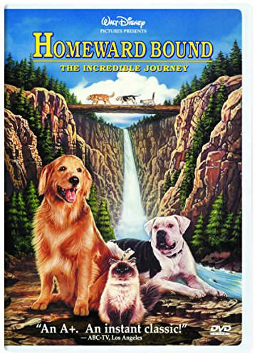 Homeward Bound - The Incredible Journey / ������ �����: ����������� ����������� (1993)