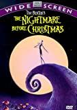 The Nightmare Before Christmas - movie DVD cover picture