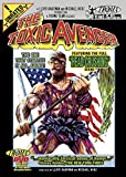 The Toxic Avenger - movie DVD cover picture