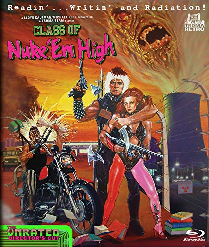 Class of Nuke 'Em High / Атомная школа (1986)
