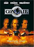 Con Air - movie DVD cover picture