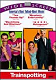 Trainspotting - movie DVD cover picture