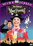 Mary Poppins (Widescreen Edition) - movie DVD cover picture