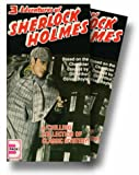 Three Adventures of Sherlock Holmes (Box Set) - Sherlock Holmes VHS Video