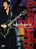 John Fogerty: Premonition - movie DVD cover picture