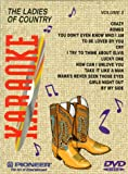 Karaoke: Country, Vol. 5 - The Ladies of Country - movie DVD cover picture